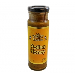 Honey mixed with pollen  330G