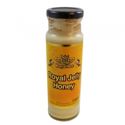 Honey mixed with Royal jelly  330G